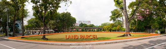 Margaret Drive Land Parcel for Margaret Ville Condo