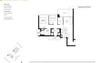 Margaret Ville 2 Bedroom + Study