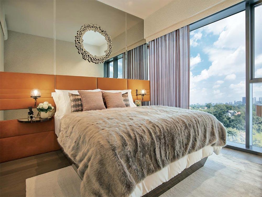 Margaret Ville Bedroom